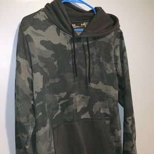 Men's Under Armour Camouflage Hoodie